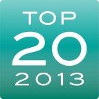top 20 2013