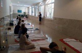 Setmana Sense Fum 2017 - Sessió de pilates