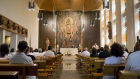 Eucaristia festivitat Benito Menni