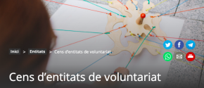 cens voluntariat
