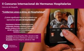 II Concurs Internacional de Fotografia Germanes Hospitalàries