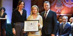L'aliança estratègica Els Quatre Gats entrega el premi Avedis Donabedian a la Fundació Jubert Figueras