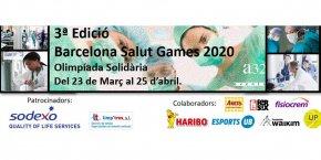 L'Hospital Sant Rafael participarà als Barcelona Salut Games 2020