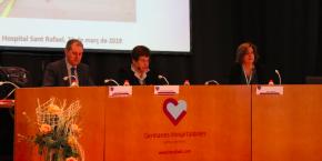 L'Hospital Sant Rafael acull les I Jornades Catalanes d'Hospitals de Dia d'Adults de Salut Mental