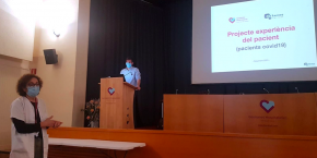 Resultats positius del projecte experiència del pacient durant la pandèmia de Covid-19
