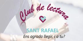 El Club de Lectura Sant Rafael aporta una mirada més empàtica i compassiva als col·laboradors i col·laboradores
