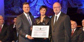 'Els Quatre Gats' entrega el primer Premi Avedis Donabedian a l'atenció social amb participació d'equips de salut