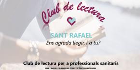 Arrenca la 2a edició del Club de Lectura Sant Rafael
