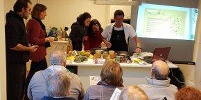 Èxit de participació a la II edició del taller 'Oferim Salut'