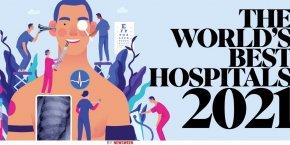 L'Hospital Sant Rafael, entre els 'World's Best Hospitals 2021'