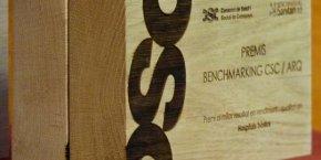 L'Hospital Sant Rafael, premiat en els Premis de Benchmarking CSC/ARQ