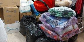 Més de 1.500 kg de roba per a entitats benèfiques, gràcies al Rober solidari