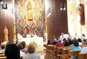 Eucaristia solemne Cicle cultural 2018