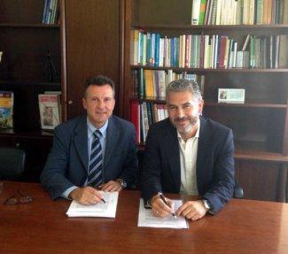 acord col·laboració Sant Rafael i CEMEDI