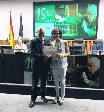 L'Hospital Sant Rafael, finalista del Premio Profesor Barea 2017 en Gestió Clínica
