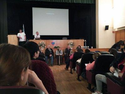 jornada pòlio per a alumnes d'ESO