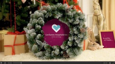 Felicitació Nadal Hospital Sant Rafael