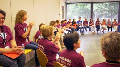 1a trobada nacional de voluntaris de germanes hospitalaries