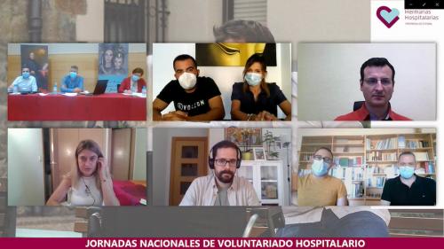 II Trobada Nacional de Voluntariat Hospitalari