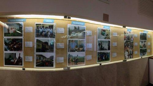 Exposició salut mental Àfrica