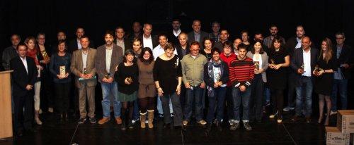 Premis Compromís 2015 de la fundació Viver de Bell-lloc