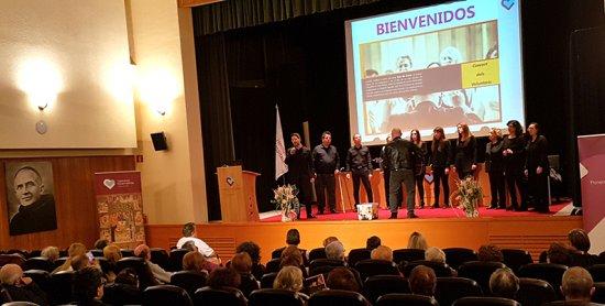 Homenatge voluntaris i concert solidari